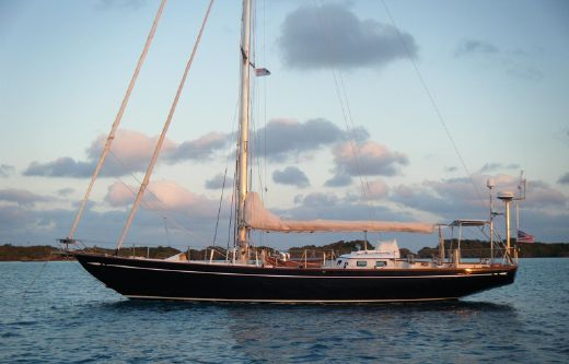 1965 Abeking & Rasmussen Bill Tripp 55' Cutter