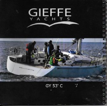2005 Gieffe Yachts 53 C