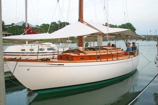 1953 Concordia 41 foot Yawl