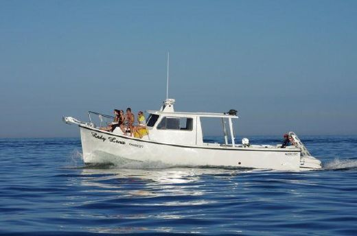 2006 Ocean Fisher OF35