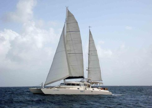 1996 . CATAMARAN KETCH  NORDEST 63