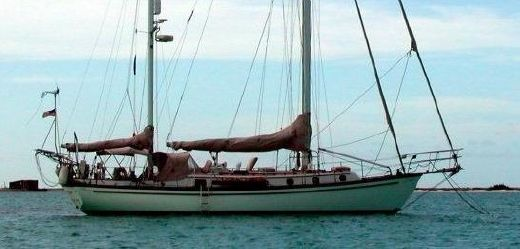 1985 Shannon 43 - $$ Reduction!