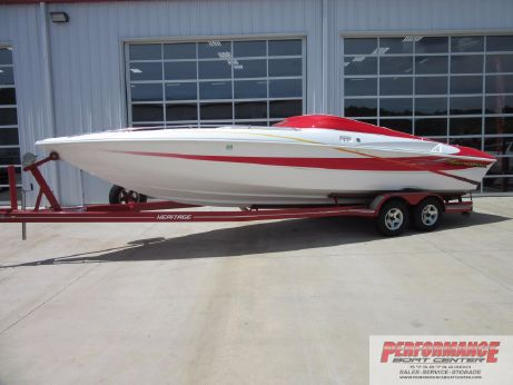 2005 Sunsation Powerboats 288 MCOB