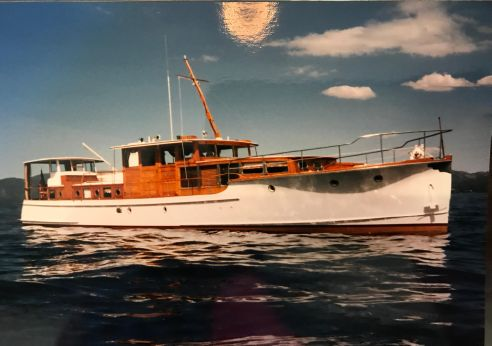 1931 Stephens Brothers Express Cruiser Motor Yacht