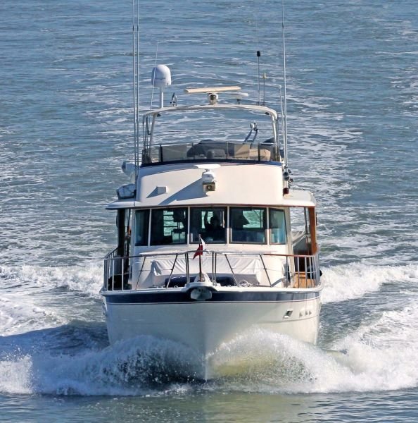 1981 Hatteras 61 Cockpit Motoryacht for sale