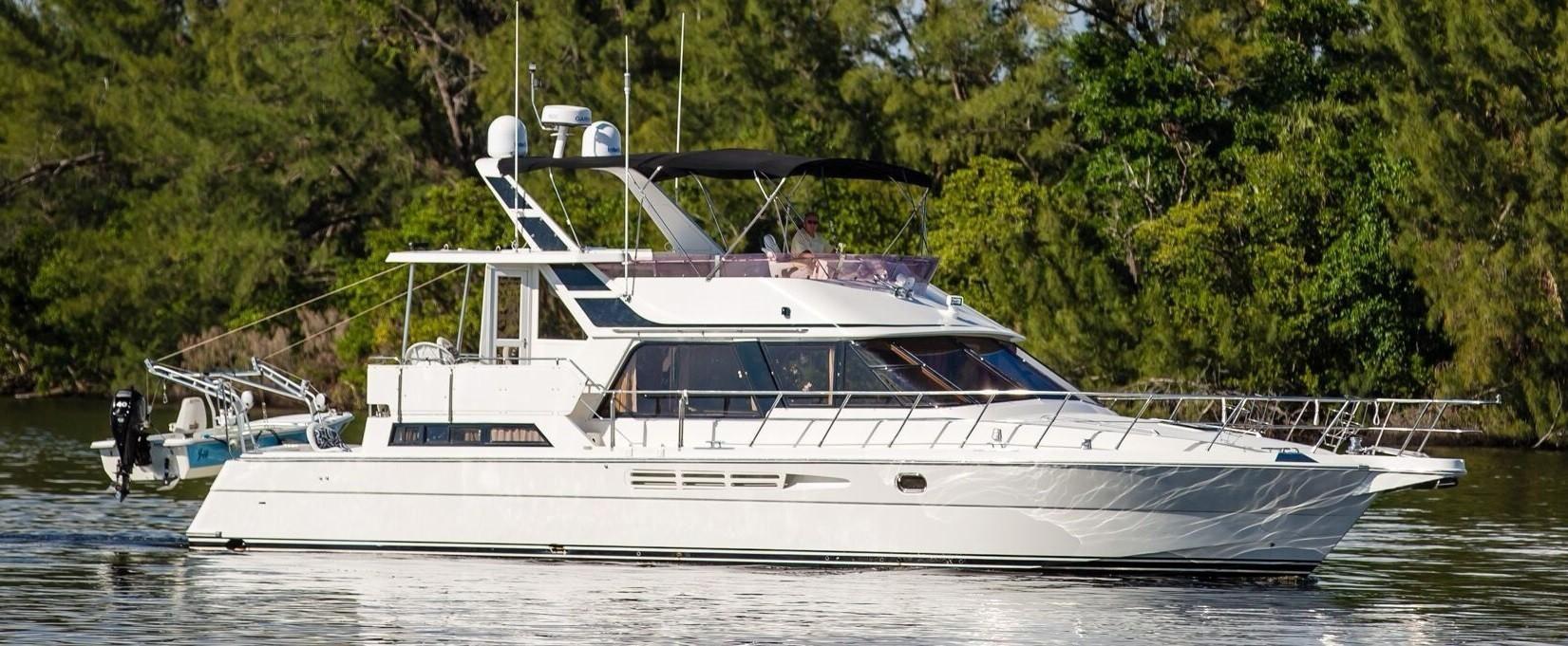 1995 President Motor Yacht / Trawler Motor Boot zum Verkauf - www ...