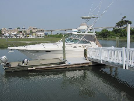 1997 Sea Ray Sundancer New Engines Tower