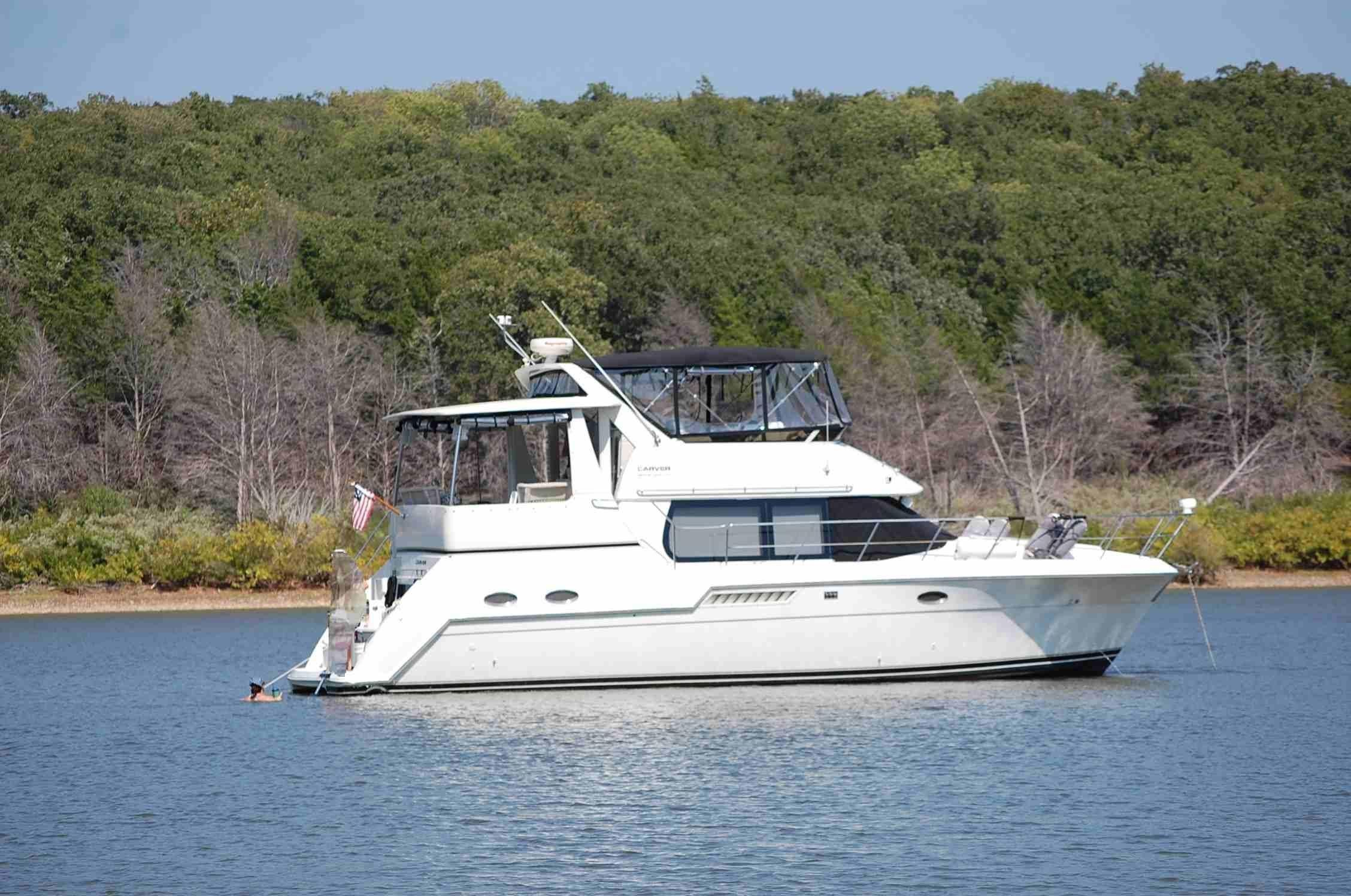 The biggest 38 family aft-cabin cruiser in the world