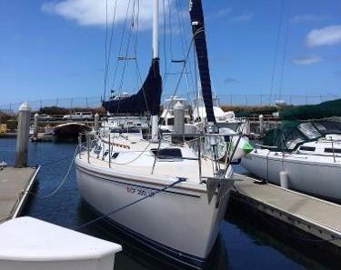 1990 Catalina 36