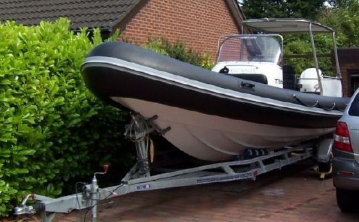 2009 Shakespeare Patriot 750 Ocean Version