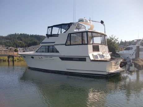 1988 Californian 48 Cockpit Motor Yacht