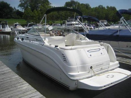 2002 Sea Ray 260DA