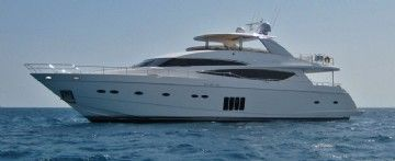 2007 Princess Yachts Motor Yacht