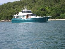 2010 Steel Pilothouse Cruiser 67'
