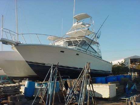 1988 Blackfin 36 Combi