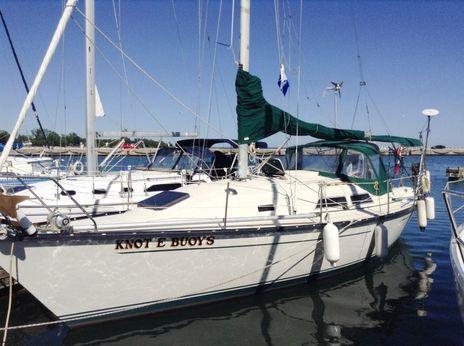 1982 Mirage Yachts 33 Sloop
