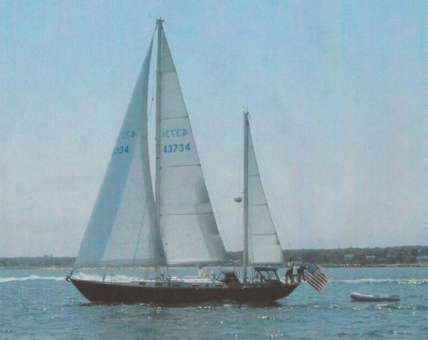 1973Cheoy Lee Luders ketch