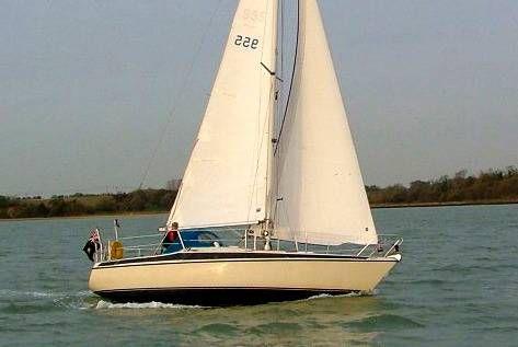 1983 Maxi Yachts Maxi 108 sloop