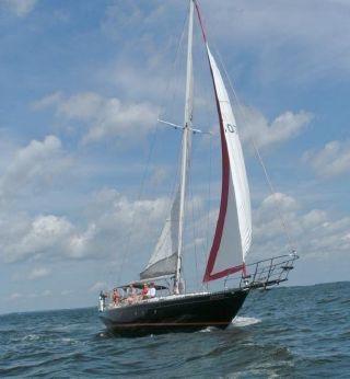1978 Van De Stadt 45 Cruiser