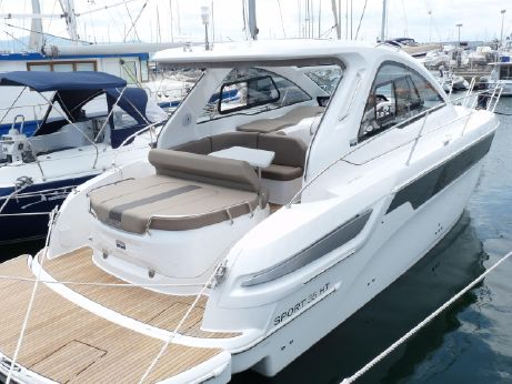 2014 Bavaria Motor Boats BMB 35 Sport HT