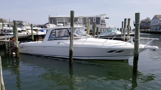 2008 Intrepid 390 Sport Yacht (New Engines)