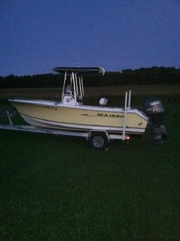 2008 Sea Hunt 196 ULTRA CENTER CONSOLE