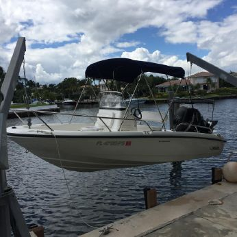 2013 Boston Whaler 18 Dauntless