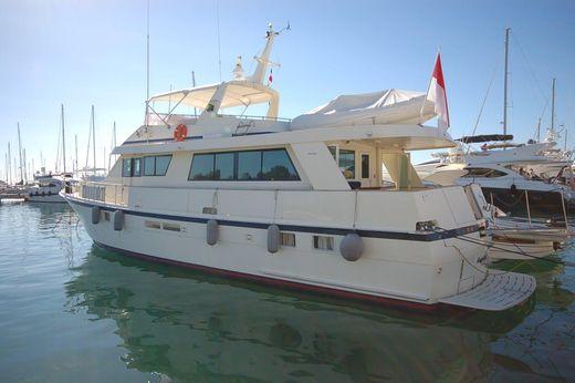 1991 Hatteras 70 Motor Yacht