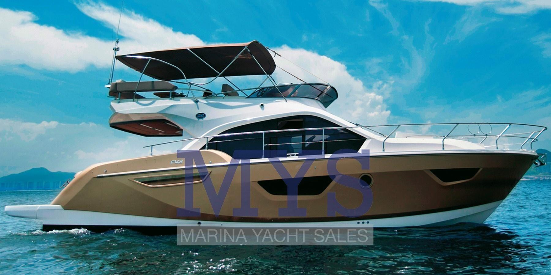 2018 sessa fly 42 power boat for sale for Johnson marine italia