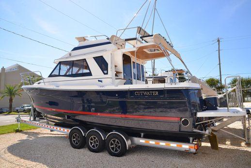 2015 Cutwater Boats Command Bridge 435HP
