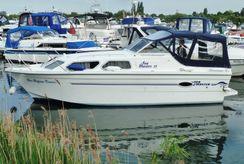 2012 Viking Seamaster 28