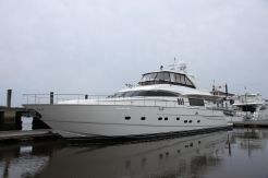 2003 Viking Sport Cruiser Princess Yachts 84