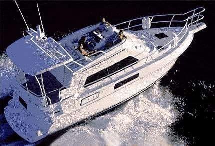1996 Mainship 37' Motoryacht