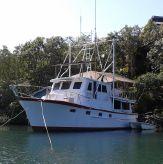 1978 Grand Bahama Pilothouse Cruiser