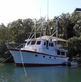 1978 Grand Bahama Pilothouse Cruiser