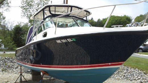 2013 Pursuit 255 Offshore