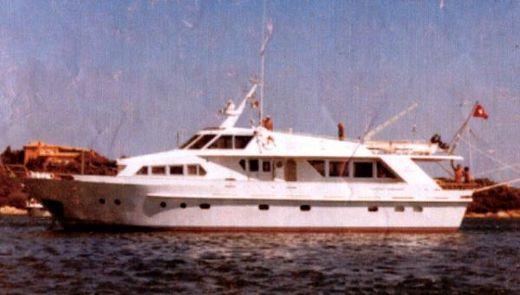 1981 Benetti 24