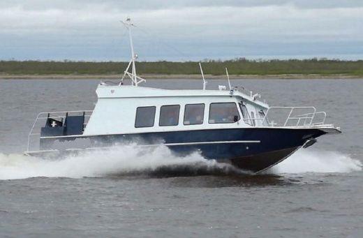 2016 Barents Boats 9000