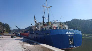 1987 Cargo Ship JH Van Eijk and Zonen