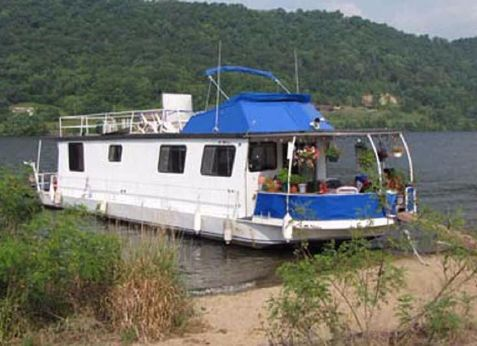 1981 Skipperliner Houseboat