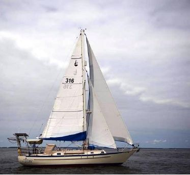 1996 Pacific Seacraft 37