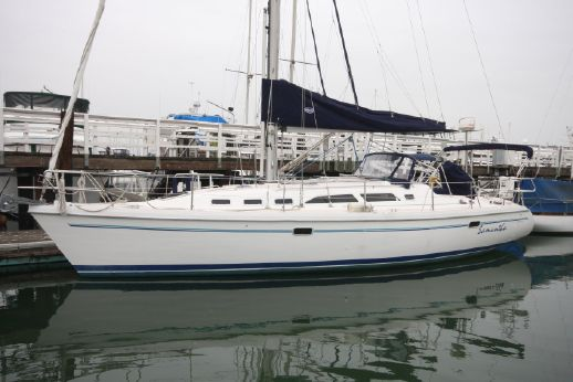 1997 Catalina 380 sloop