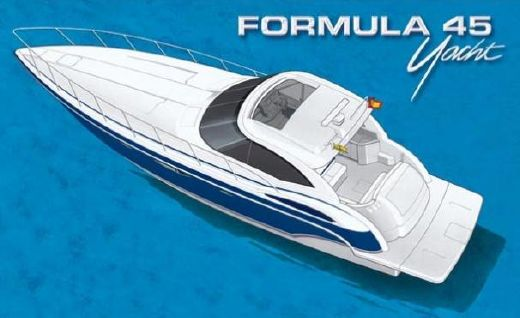 2006 Formula 45 Yacht