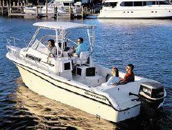 1999 Grady-White 268 Islander WA