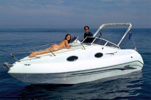 2008 Aquamar bahia 20 cabine