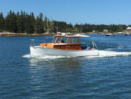 1984 Classic Peter Kass Lobster Yacht
