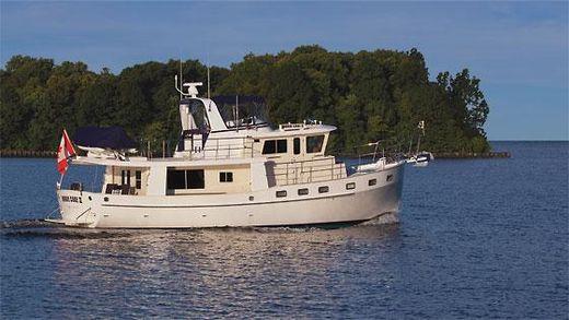 2017 Kadey-Krogen Yachts - Krogen 48' AE