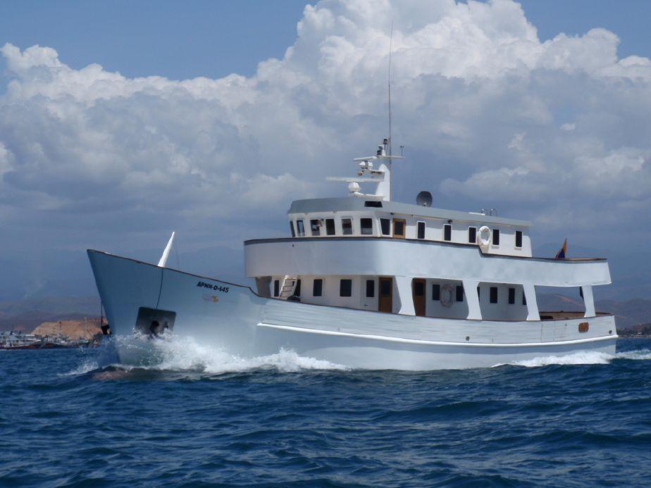 1973 custom built 80 trawler
