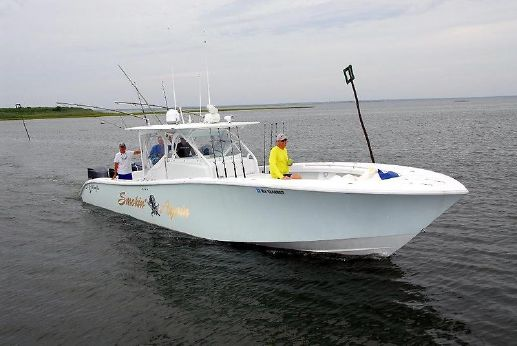 2013 Yellowfin 42 CC