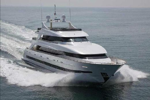 2009 Tecnomar 43  Tri-deck